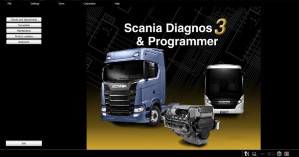Scania SDP3